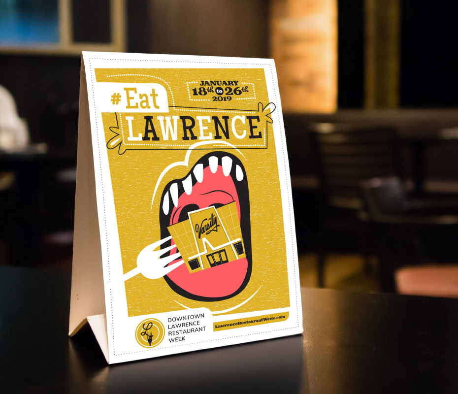 Downtown Lawrence Restaurant Week