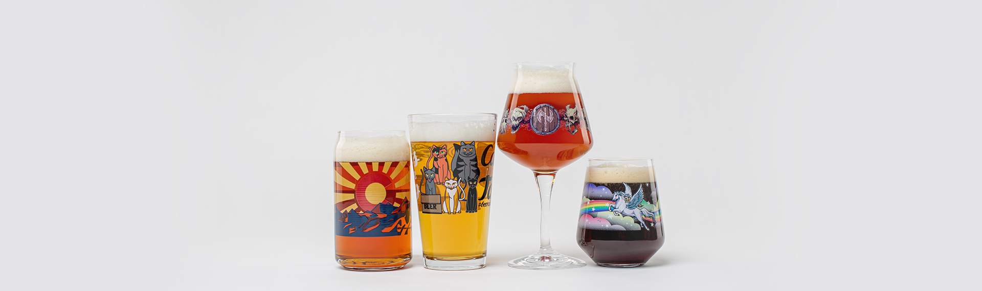 Full Color Glassware Case Study