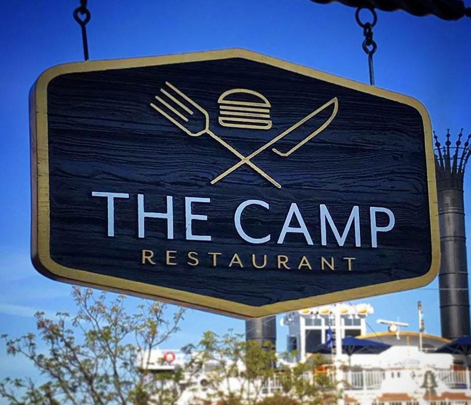 The Camp Restaurant