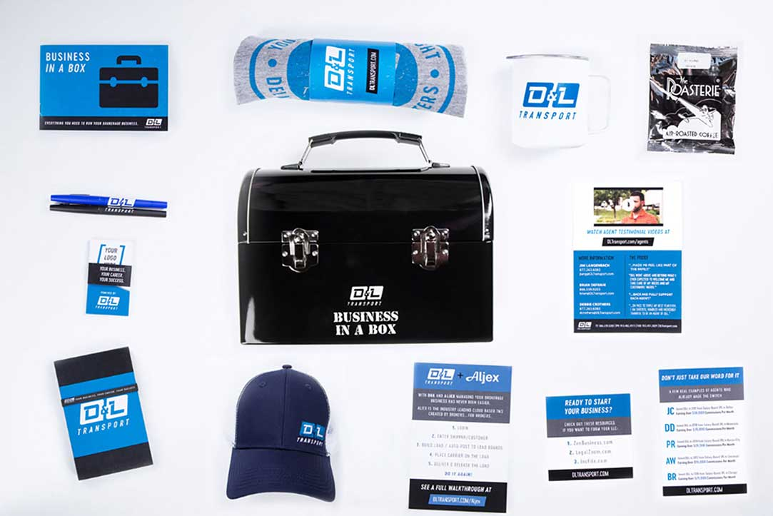 D&L Transport Business in a Box