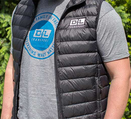 D&L Transport Vest