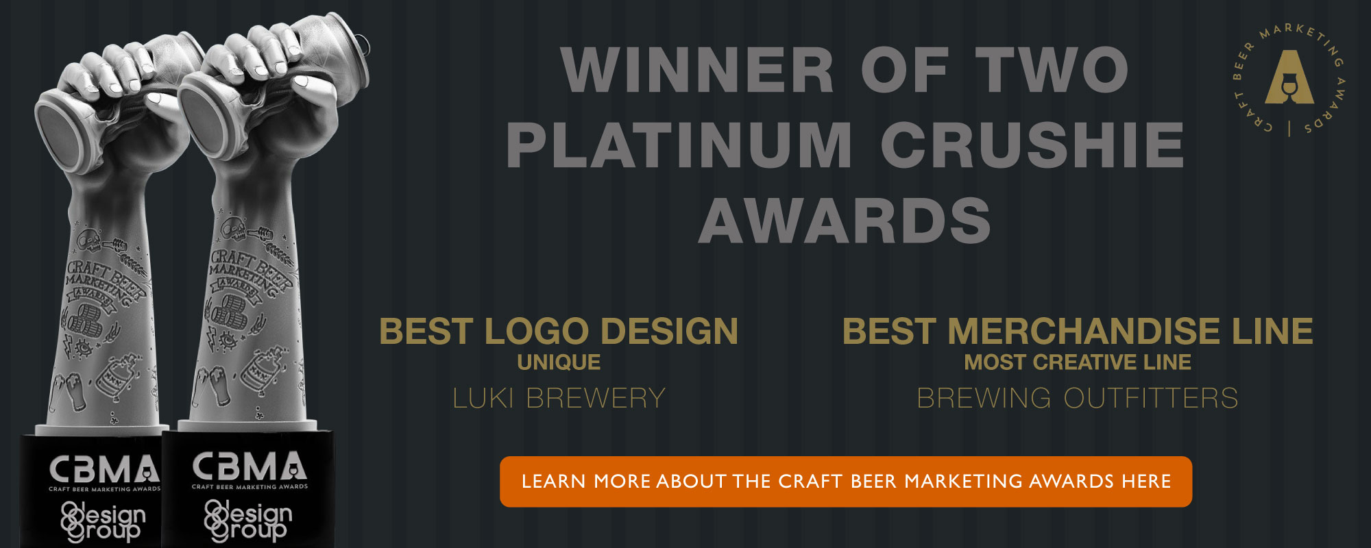 Craft Beer Marketing Award